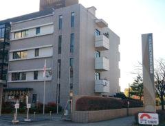 大阪府警察 門真運転免許試験場の建物と施設名